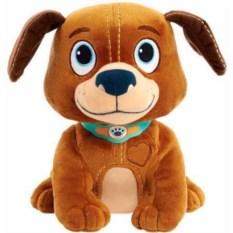 Плюшевая ирушка Док собака из серии Доктор Плюшева