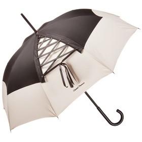 Зонт Anouchka, черно-белый
