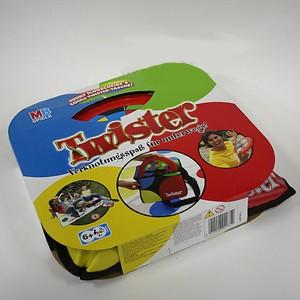 Игра напольная «Твистер с сумкой»
