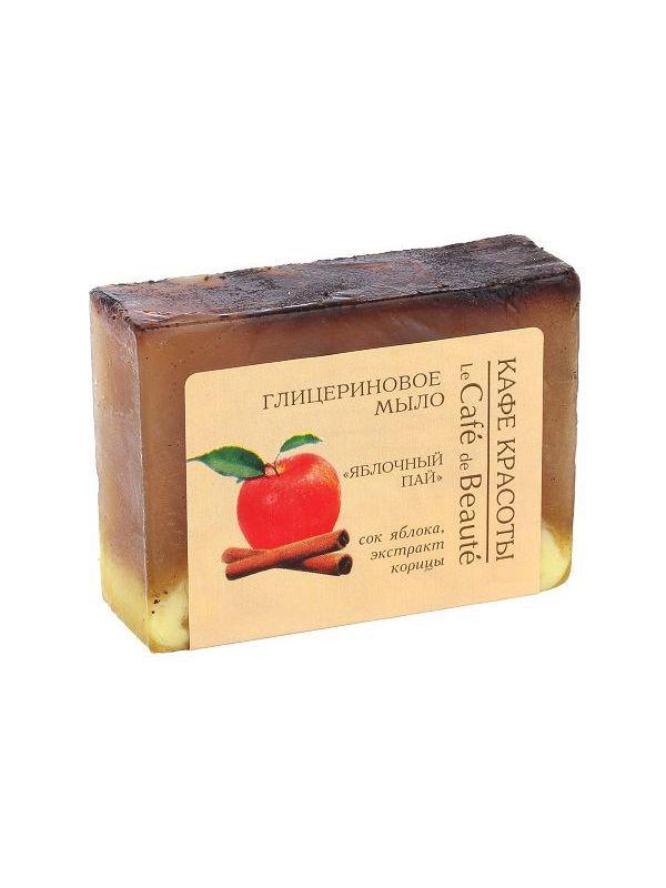 Твердое мыло Яблочный пай