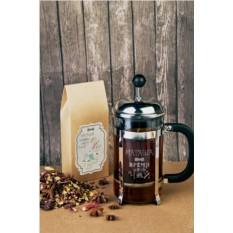 Набор для чая подарочный с Вашим текстом Время пить чай