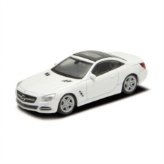 Модель машины 1:87 Mercedes-Benz SL500 от Welly