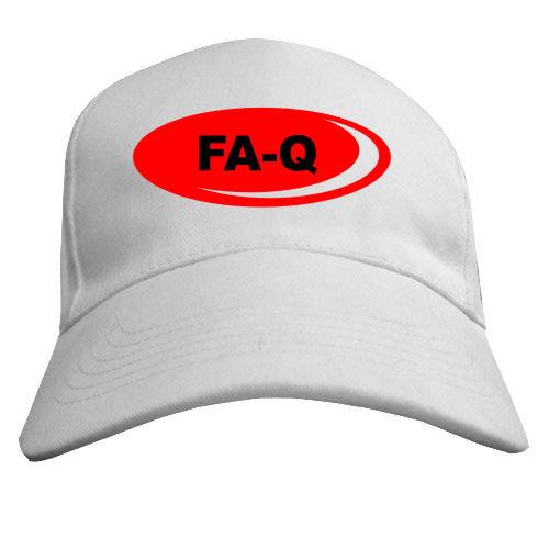 Бейсболка FA-Q