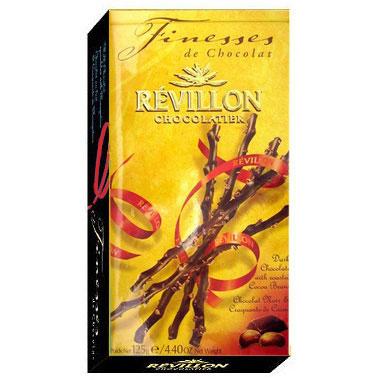 Шоколадный хворост Revillon «Les Finesses» ассорти