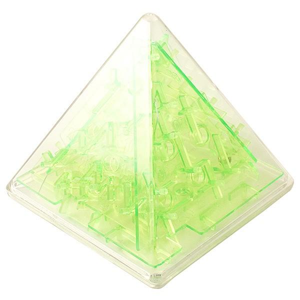 Головоломка Зеленая пирамида