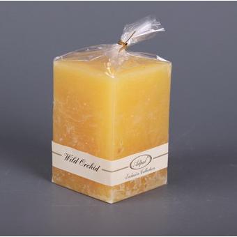 Свеча аромат орхидеи
