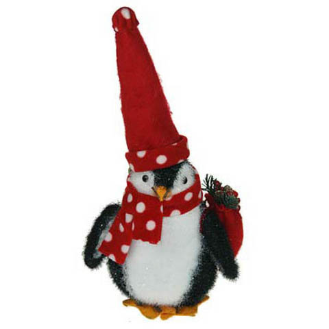Новогодний сувенир «Пингвинёнок»