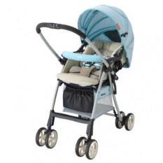 Детская коляска Aprica Luxuna Light (цвет: светлая бирюза)
