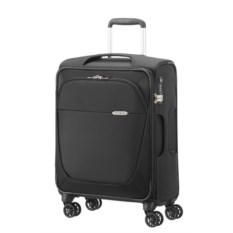 Черный четырехколесный чемодан B-Lite 3