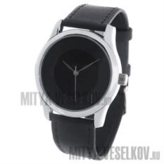 Часы Mitya Veselkov Черно-серый диск