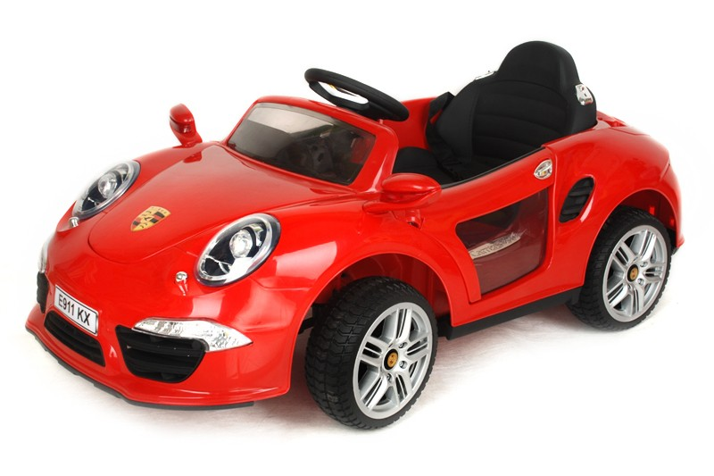 Детский электромобиль Porshe E911KX с управлением