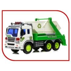 Радиоуправляемый грузовик Контейнерный мусоровоз Drift