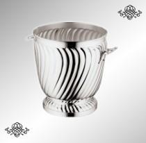 Серебряное ведро для шампанского Торче