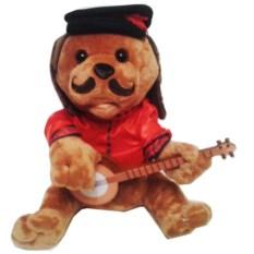 Поющая и танцующая игрушка Собачка пес-барбос