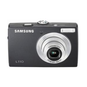 Цифровой фотоаппарат Samsung Digimax L110 Black