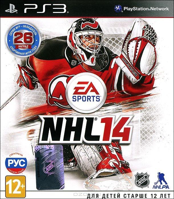 Игра NHL 14 (PS3)