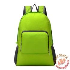 Зеленый рюкзак-трансформер