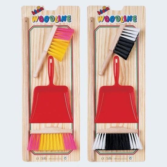 Игрушка-набор для уборки, 3 предмета Klein