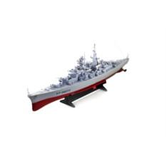 Радиоуправляемая модель катера Speed battle ship 1:360