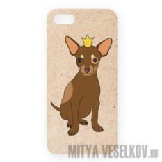 Чехол для IPhone 5 Той в короне