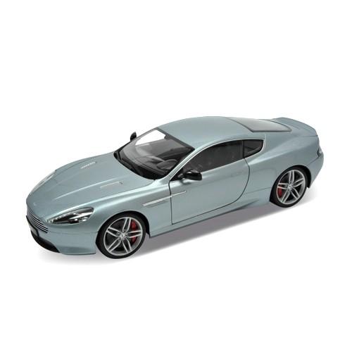 Модель машины Aston Martin DB9 от Welly