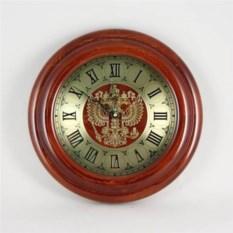 Настенные часы с немецким механизмом