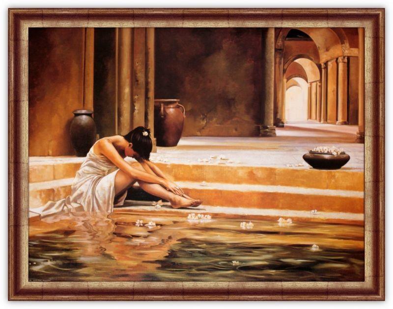 Постер Целебная вода (спа) (Рон Ди Сценза)