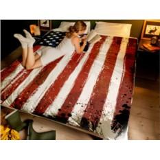 Постельное белье Американский флаг
