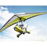 Полет на паралете или дельталете