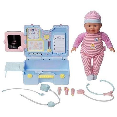 Кукла Chou-Chou 36 см и набор врача