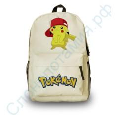 Рюкзак Покемон Пикачу в кепке