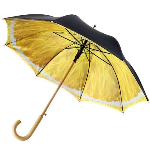 Зонт-трость «Лимон»
