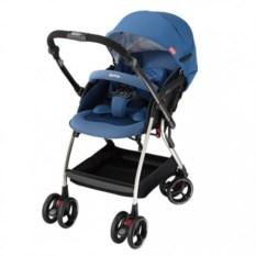 Детская коляска Aprica Optia (цвет: синий)