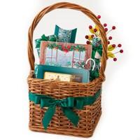 Подарочная корзина сладостей Пикник