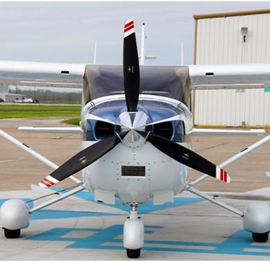 Подарочный сертификат Ознакомительный полет на Cessna-182