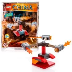 Конструктор Соревнование Lego Legends Of Chima