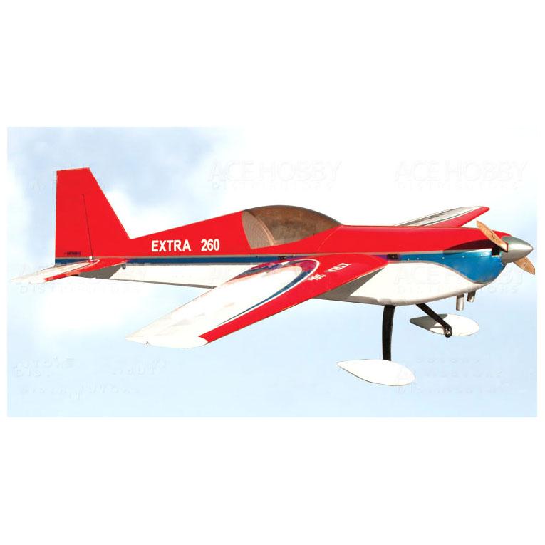 Радиоуправляемый самолет EXTRA