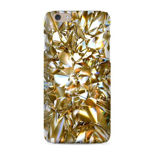 Чехол для телефона iPhone 6 Golden Glow