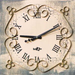Настенные часы  «Ковка»