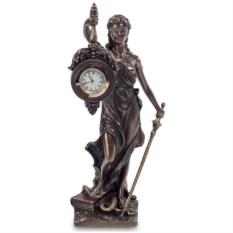 Настольные часы Фемида – богиня правосудия