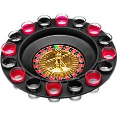 Игра «Пьяная рулетка» 16 стопок
