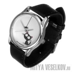 Часы Mitya Veselkov Кошка и паучок