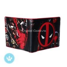 Кошелек Deadpool №3