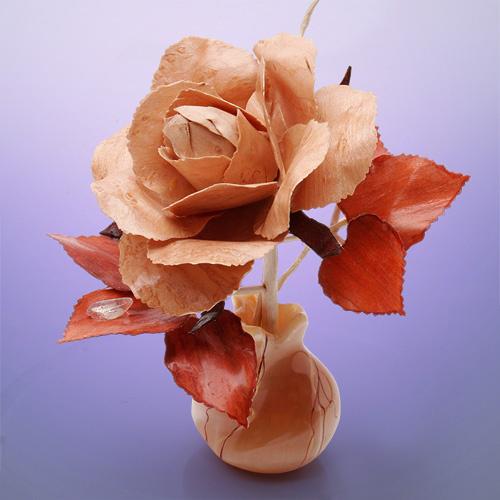 Сувенир «Утренняя роза»