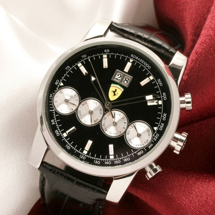 Часы Granturismo Chronograph от Ferrari № 88.2