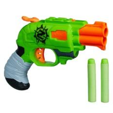 Игрушечное оружие NERF Бластер Зомби Страйк Двойная Атака