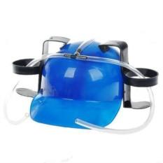 Каска для напитков Синяя