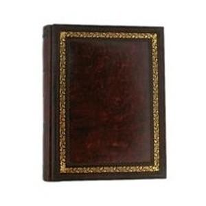 Фотоальбом кожаный Florentia-Arte Baroque Fret