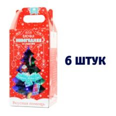 Подарок «Новогодняя елочка» (в блоке 6 шт.)