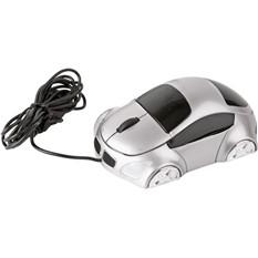 Оптическая мышь в форме машинки с подсветкой фар